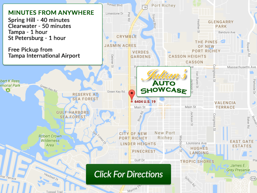 Great Julians Auto Showcase   Used Cars   Used Car Dealership   New Port Richey FL