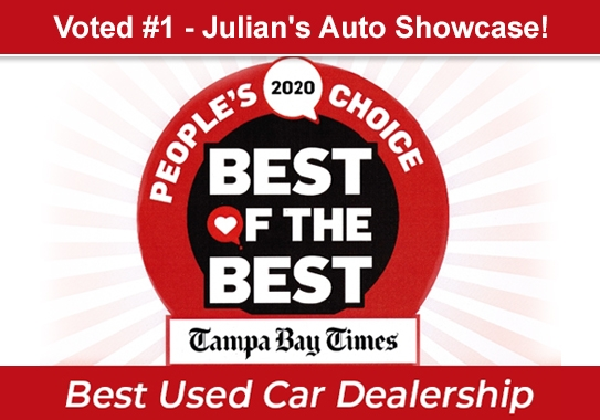 Best Used Car Dealership: Tampa Bay Times People's Choice Best of the Best