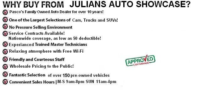 Julians Auto Showcase >> Julians Auto Showcase Used Cars Used Car Dealership New Port